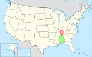 Alabama-Time-Zone-Map