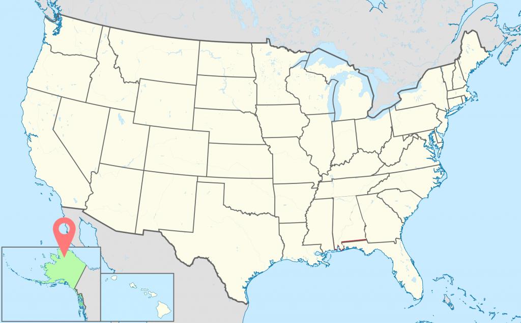 Alaska-Time-Zone-Map
