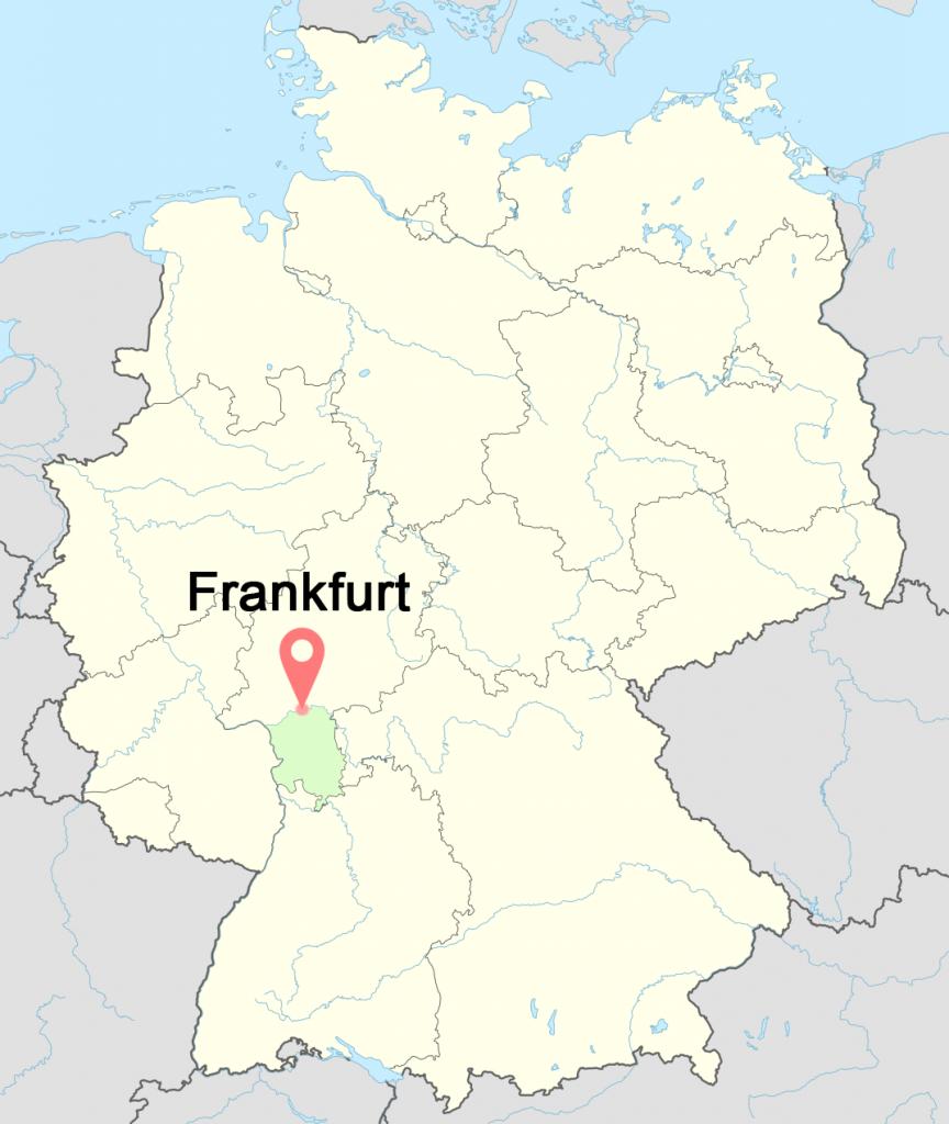Timezone Frankfurt