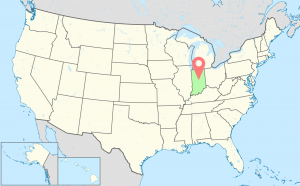 Indiana-Time-Zone-Map