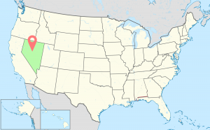 Nevada-Time-Zone-Map