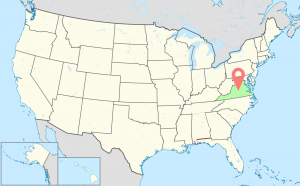 Virginia-Time-Zone-Map