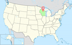 Wisconsin-Time-Zone-Map