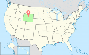 Wyoming-Time-Zone-Map